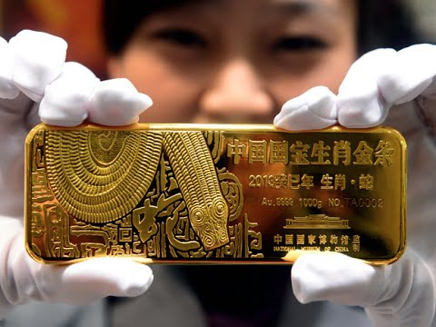 China Yuan Gold Fix - Gold, Silver JUMP 欢迎中国