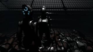 Haydee - All 3 Endings (escape/master/backup)