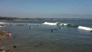 capitola jetty tester