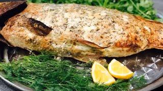 Запечённая рыба с капустой#как запечь рыбу#рецепт запечённой рыбы#запечённая рыба#готовим дома#