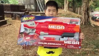 Nerf MEGA Double Breach (Thai/ไทย Review)