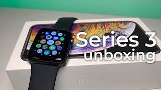 Apple Watch Series 3 Unboxing! (2018)