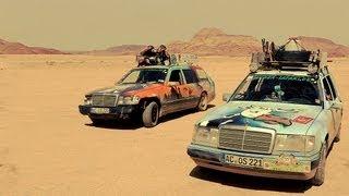 Mercedes-Benz TV: Sand, sun, stars – the Allgäu-Orient Rallye 2013.
