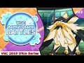 """Behind the Mane"" Pokémon VGC 2019 [Ultra Series] Baek to Baek Battles - Episode 3"