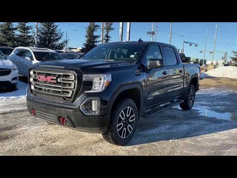 Black 2020 GMC Sierra 1500 AT4 Review   - Western GMC Buick