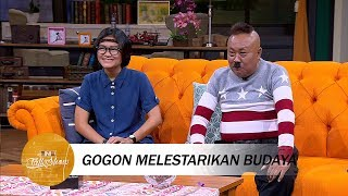 Download Video Mas Gogon Siap Melestarikan Budaya Indonesia MP3 3GP MP4