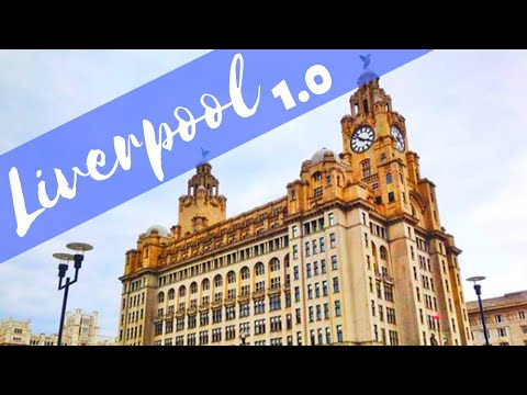 Study Tour | Liverpool, England (Part I)