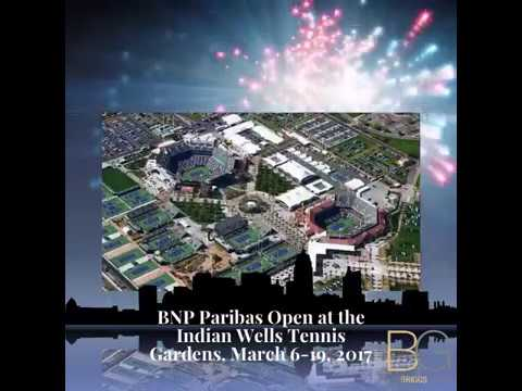 BNP Paribas Open - Indian Wells Tennis Gardens - March 6-19, 2017