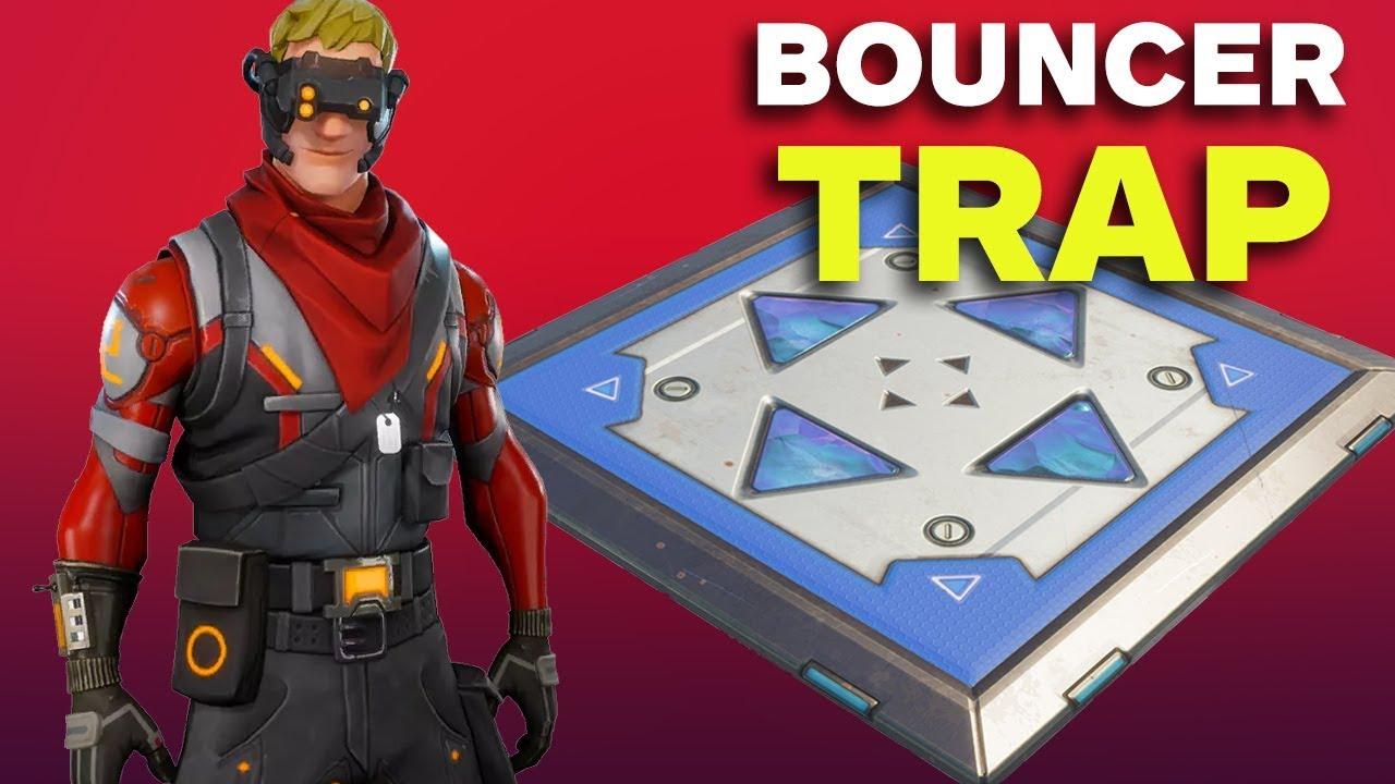 Fortnite New Jump Pad Added Youtube