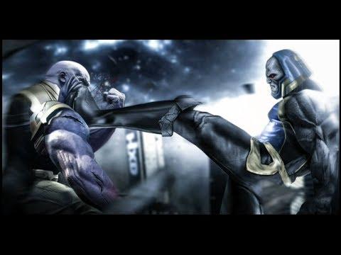 Darkseid V Thanos : Battle Of Titans