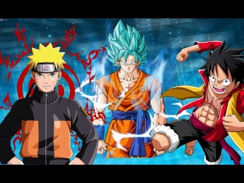 Download AMV Mix (Dragon Ball Z, Naruto Y One Piece) Alan Walker 135