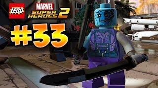 Lego Marvel Super Heroes 2 Gameplay Part 33 Deutsch 100% - Nebulas neue Freundin | EgoWhity