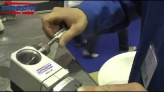 видео «WEG 40» – инструмент для заточки вольфрамовых электродов