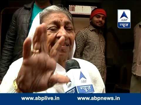 Delhi Poll: Elderly voter in Chandni Chowk