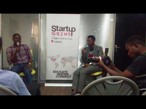 Startup Grind Lagos hosts Oluyomi Ojo (CEO, Printivo)