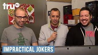Impractical Jokers - Q's Grocery Store Proposal   truTV