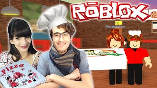 Roblox ITA - Pizzamakers For A Day! #2