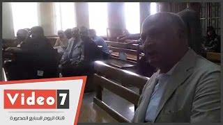 محمد إبراهيم سليمان قبل محاكمته فى«الحزام الأخضر»:نثق فى عدالة القضاء المصرى