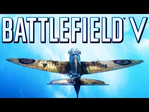 Battlefield 5: Plane Gameplay! (Battlefield V Multiplayer)