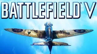 Battlefield 5: Plane Gameplay! (Battlefield V Multiplayer)