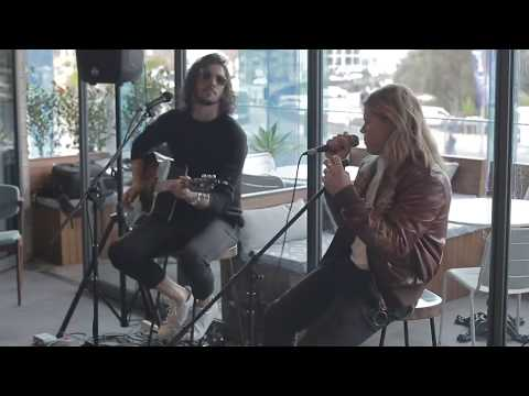 Conrad Sewell - LIVE acoustic performance at 'The Breakfast Show'
