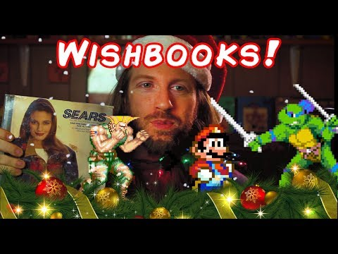 Sears Christmas Wishbook Memories And Review