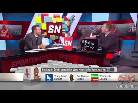 Michael Rapaport GOES IN on Dwight Howard