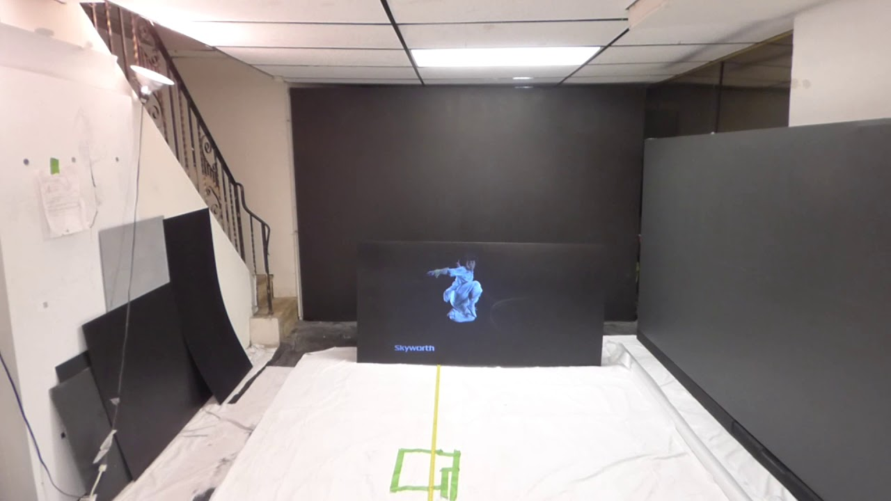 WHY OUR BLACK PROJECTION SCREEN PAINT IS BETTER FOR YOUR HOME ...