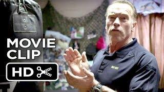 Sabotage Movie CLIP - Good Job (2014) - Arnold Schwarzenegger Movie HD