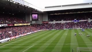 Rangers v St Mirren Pre-match