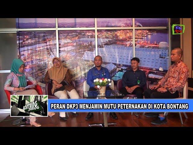 #PERAN DKP3 MENJAMIN MUTU PETERNAKAN#
