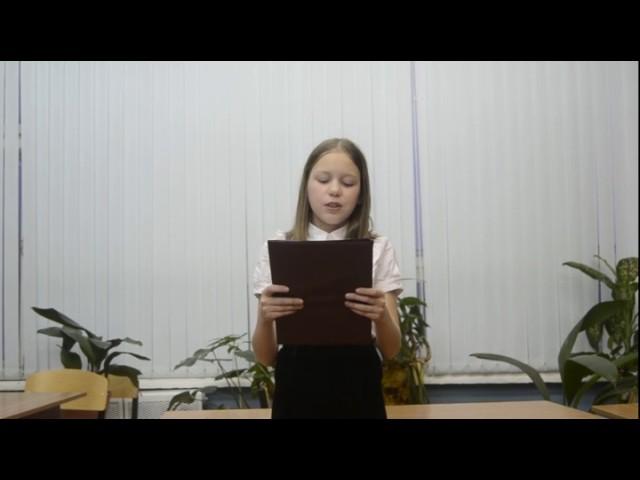 Изображение предпросмотра прочтения – СофьяГлазкова читает произведение «Тришкин кафтан» И.А.Крылова