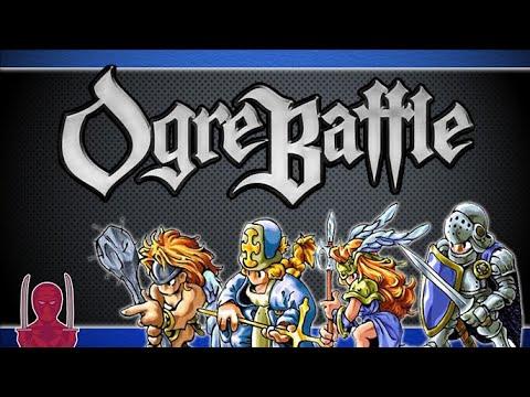 Ogre Battle: March Of The Black Queen - Ending (SNES)