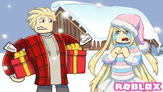 My Boyfriend Forgot To Give Me A Christmas Present... | Roblox Prince Roleplay