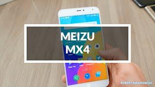 Meizu MX4 Recenzja Test Opinia Review PL