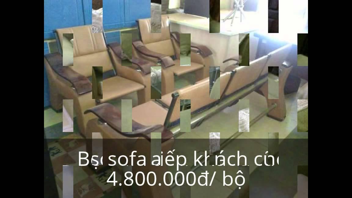 Bán sofa góc cũ, sofa gia đình cũ thanh lý giá rẻ