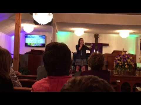 Morgan Franks - church