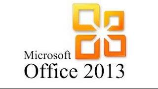 تحميل وتثبيت offic 2013 باللغة العربية والانكليزية وبالنواتين كامل + التفعيل