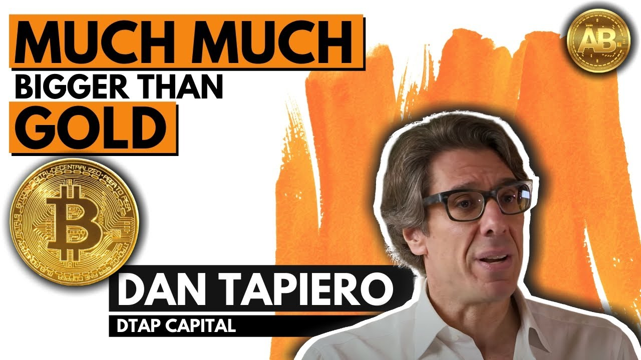 THE ROAD TO $400k BITCOIN with Dan Tapiero 22