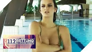 Krasses Mobbing wegen Eifersucht: Zicke klaut Badehose | 112 - Rettung in letzter Minute | SAT.1 TV