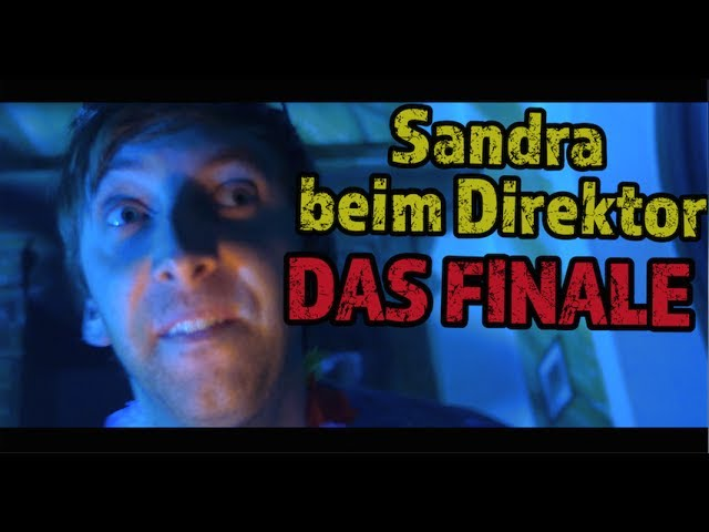 SANDRA BEIM DIREKTOR XXL -DAS FINALE (4K)