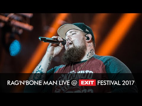 EXIT 2017 | Rag`n`Bone Man Human Live @ Main Stage (HQ Version)
