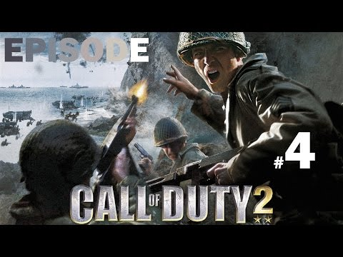 Call of Duty 2 | Mission 4 | The Battle of El Alamein