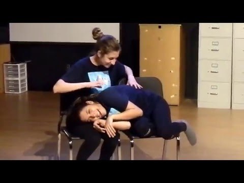 Troupe 1576 - Duet Pantomime - Critic Choice - I.E 2015-2016