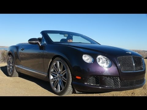 Bentley continental gt speed 0 60