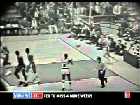 LOS ANGELES LAKERS vs CELTICS NBA FINALS G6 - 1963