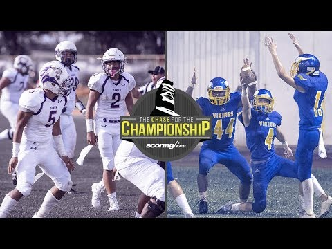Chase for the Championship: Damien vs. Hilo (2017)