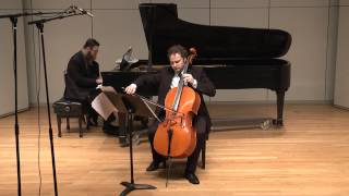 Prokofiev: Sonata for Violoncello and Piano, Op 119
