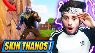 "🔴 Nueva PIEL ""THANOS"" - MODO ""GANT DE LA INFINI"" en FORTNITE: Battle Royale!!"
