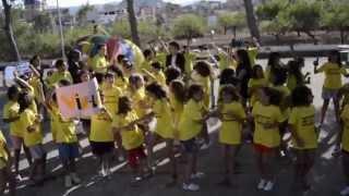 LIPDUB COLÒNIES TALITA CUM 2012
